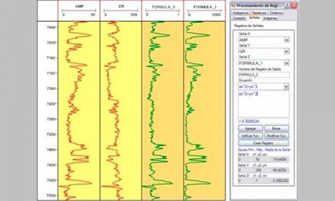 Equation Builder for oil industry specialists